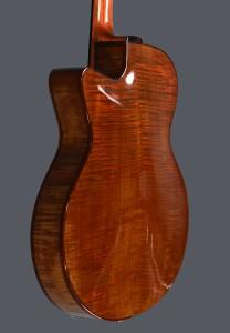 afro blue - vintage violin - dos 34