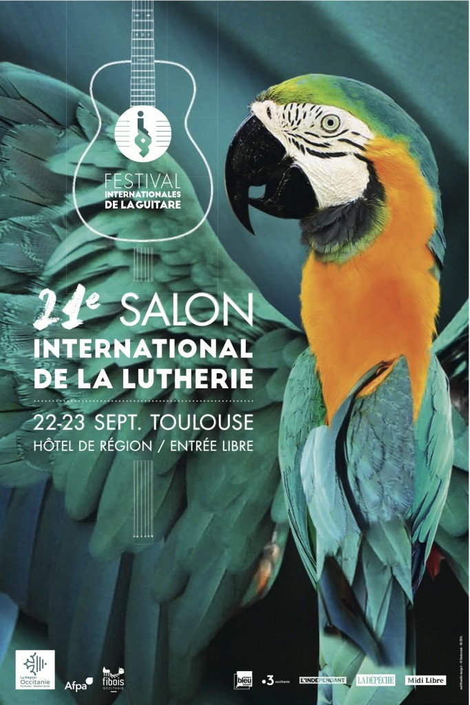 AFFICHE - SALON TOULOUSE - 2018